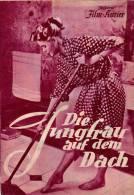 IFK 1783 Die Jungfrau Auf Dem Dach 1954 Johannes Heesters Otto Preminger Tully Filmprogramm Programm Movie - Zeitschriften