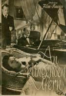 IFK 468 An Klingenden Ufern 1948 Marianne Schönauer Curd Jürgens Unterkirchner Filmprogramm Programm Movie - Zeitschriften