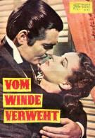 NFK 33 Vom Winde Verweht 1969 Gone With The Wind Clark Gable Vivien Leigh Kino - Zeitschriften
