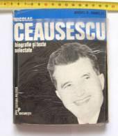 ROMANIA-NICOLAE CEAUSESCU,MICHEL HAMELET-1971 - Boeken, Tijdschriften, Stripverhalen