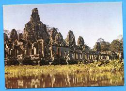 ANGKOR( Cambodge) Une Vue De Bayon - Cambodja
