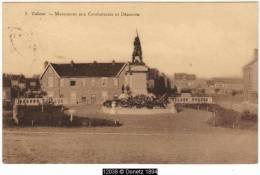 12038g MONUMENT Aux COMBATTANTS Et DÉPORTÉS - Tubize - Tubize