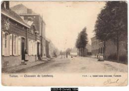12025g CHAUSSÉE De LEMBECQ - Tubize - 1905 - Tubeke