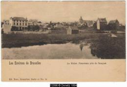 12096g LA HULPE - Panorama Pris Du Bosquet - La Hulpe