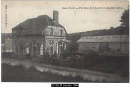 12193g PAVILLON De L'ANCRE Et CHANTIER NAVAL - Beez-Fôret - Namur