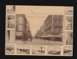 Bristol-Souvenir - Saint-Nazaire, Rue Villes-Martin  - Collection Du Paris-St-nazaire - - Unclassified