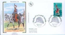 FDC   MAMELUK   De  LA GARDE IMPERIALE          - 2004- 48 - Napoleón