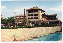 EUROPE KOSOVO PEĆ HOTEL METOHIJA OLD POSTCARD - Kosovo