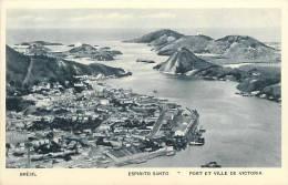 Brésil : Oct12b 439 : Victoria  -  Esperito Santo  -  Port - Vitória