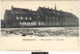 12222g HOSPICE - Het Godshuis - Westcapelle - Knokke