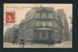PARIS - XVIème Arrondissement - Avenue Marceau Et Rue Vernet (animation) - Arrondissement: 16