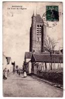 CP  N°...   Sourdun  -  Eglise  ...  77 SEINE ET MARNE - Villiers Saint Georges