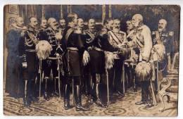 ROYAL FAMILIES EMPEROR FRANZ JOSEF Nr. 606 OLD POSTCARD - Royal Families
