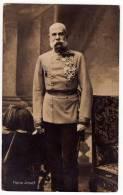 ROYAL FAMILIES EMPEROR FRANZ JOSEF OLD POSTCARD - Royal Families