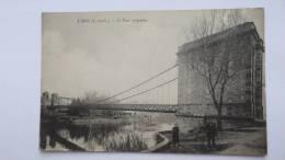 LIBOS  Le Pont Suspendu - France