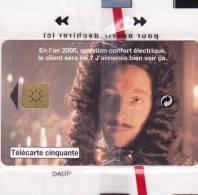 TELECARTE NSB 50 U - PROMOTELEC - Electricité - 5500 Ex @ 10/1999 - ROI LOUIS XIV - 50 Unités
