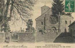 Mont Saint Martin Longwy Eglise Monument Historique No 9471 V. Kremer Longwy Haut - Mont Saint Martin