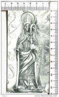 L104 -  IMAGE PIEUSE SOUVENIR  13è CENTENAIRE De SAINT PHILBERT De NOIRMOUTIER - 685 - 1985  - Détail Croix Procession - Images Religieuses