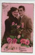 COUPLE - BONNE ANNÉE - ...-   EDITIONS DE LUXE G.P. PARIS 370 - Couples
