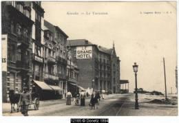 "12185g TERMINUS - HOTEL ""Le Grand"" - Knocke - Knokke"