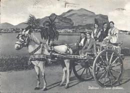 COSTUMI, PALERMO CARRETTO  SICILIANO  -D26-FG - Costumi