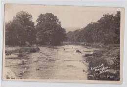 RIVER USK - Photo Postcard N°38 - Montgomeryshire
