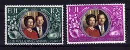 Fiji - 1972 - Royal Silver Wedding - MNH - Fidji (1970-...)