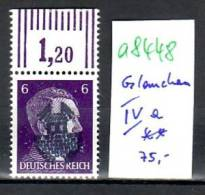 Glauchau  Nr.  IV  A  **  (a8448 ) Siehe Scan Vergrößert !!! - Zona Sovietica
