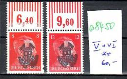 Glauchau  Nr.  V+ VI  **  (a8450 ) Siehe Scan Vergrößert !!! - Zona Sovietica