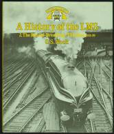 """""""A History Of The LMS, 1931-1939""""  By  O S Nock.                           0.6 Pa - Books, Magazines, Comics"""