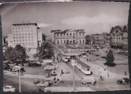 Cp BREMEN - Der Bahnhofsplatz - Bremen
