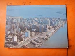 8 ) Porto Alegre : Vue Aerienne 2 Scans - Porto Alegre