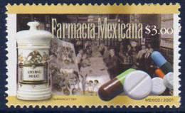 Mexique. La Pharmacie Mexicaine. Un T-p Neuf ** De 2001 - Medizin