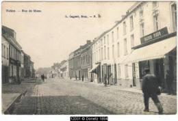 12031g RUE De MONS - Maison PIRON - Tubize - Tubeke