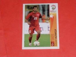 N-493-figurina-EURO 2008 UEFA CALCIATORI  PANINI STICKERS - Italienische Ausgabe