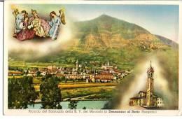 DESENZANO AL SERIO (BG) - SANTUARIO B.V. DEL MIRACOLO - F/p - V: 1954 - Bergamo