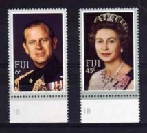 Fiji - 1982 - Royal Visit - MNH - Fidji (1970-...)