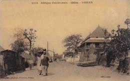 Senegal Dakar Street Scene - Senegal