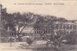 Senegal Dakar Place Protet - Senegal