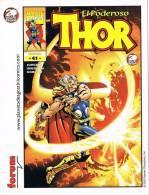 0455. Postal THOR Dios Del Trueno, Edicion Marvel. Forum - Cómics