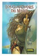 0454. Postal Los Guardianes Del MASER, Edicion Norma. Comic - Cómics
