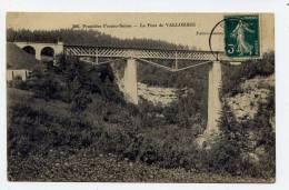 K20 - Frontière Franco-suisse - Le Pont De VALLORBES - Unclassified