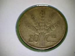 1942  20 Centesimos (1) - Uruguay