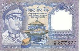 BILLET DE BANQUE DU NEPAL - Nepal