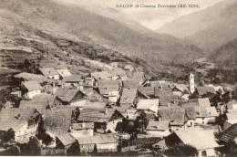 SAUZE Environs De CESANA TORINESE (Italie) Vue Du Village - Italien