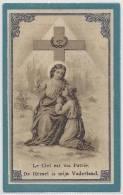 Doodsprentje Van Anna Maria Bertha Van Vlasselaer - Rillaar - 1934 - 1936 - Religion &  Esoterik