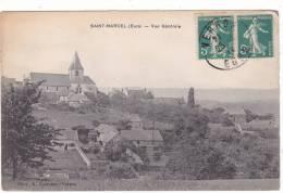 SAINT-MARCEL  (Eure)  -  Vue  Générale - Francia