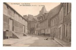 Bécherel --Les Halles  (réf.464) - Bécherel