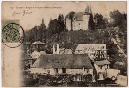 SAVIGNAC-LEDRIER - Le Chateau Et Les Forges - France