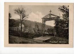 08-2357 THERMES Cimetière - France